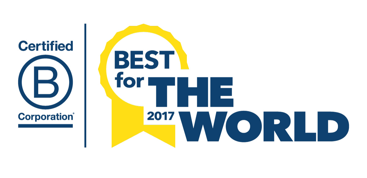 BCorp Best for the World 2017